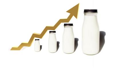 увеличиваем колличество молока 1