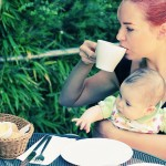 кормящая мама питьё