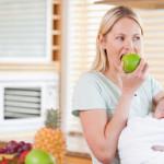 Основные принципы питания кормящей мамы