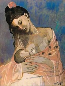 Пикассо, 1905 год