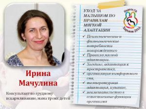 Спикер - Мачулина