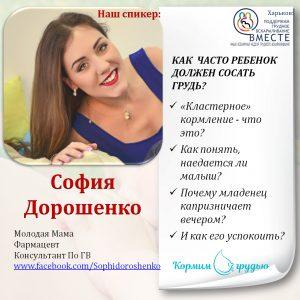 спикер Дорошенко