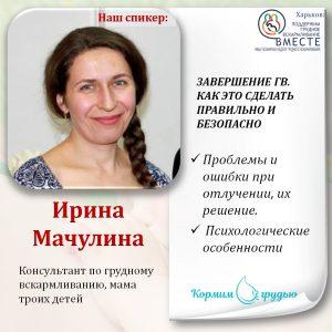 спикер Мачулина